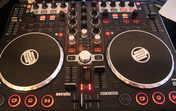Einsteiger DJ Set für Anfänger