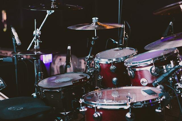 Einsteiger Drum Set für Anfänger