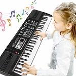 QXMEI Kinder Keyboard 61 Tasten