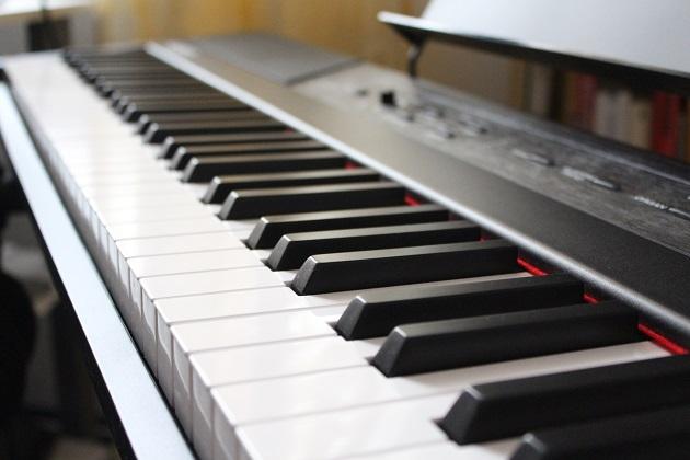 Einsteiger Digitalpiano für Anfänger