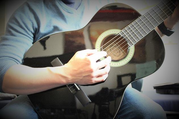 Einsteiger Gitarre für Anfänger spielen
