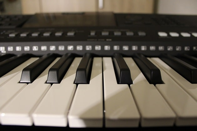 Keyboard Klaviatur