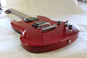 SG Gitarre