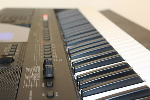 Yamaha PSR-E463 Keyboard für Anfänger