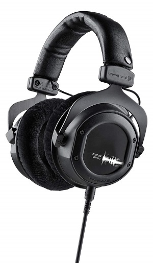 beyerdynamic Custom Studio 80 Ohm Over-Ear-Studiokopfhörer