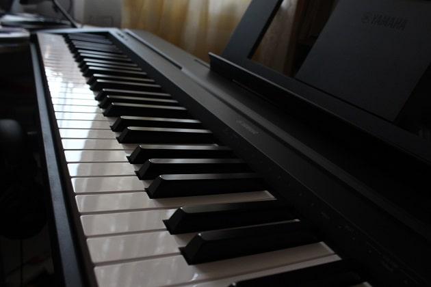 E-Piano Yamaha P45 für Anfänger