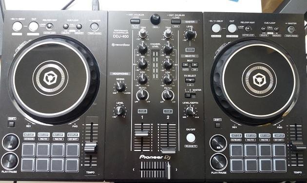 Einsteiger DJ Controller für Anfänger