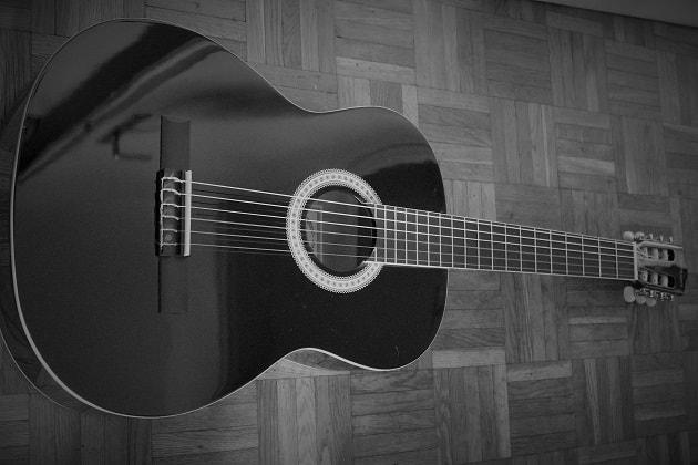 Einsteiger Konzertgitarre für Anfänger