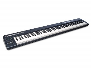 M-Audio Keystation 88 II - USB MIDI Tastatur Keyboard