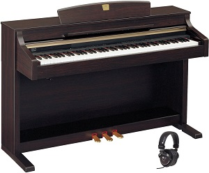 YAMAHA CLAVINOVA CLP 340 und HEADPHONE