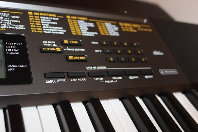 Casio LK 265 Keyboard Funktionen