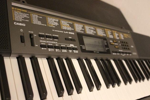Casio LK 265 Keyboard Modell