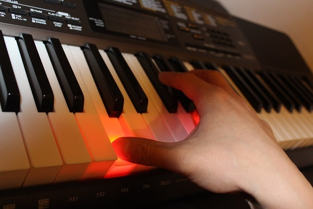 Casio LK 265 Keyboard für Anfänger