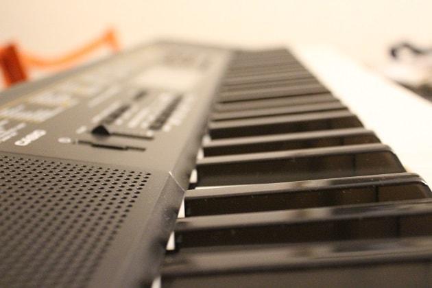 Casio LK 265 Leuchttasten Keyboard