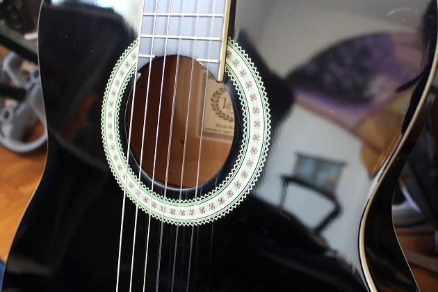 Clifton Gitarre für Anfänger