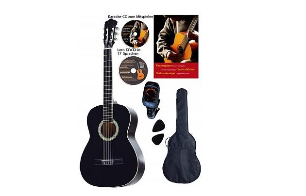 Clifton Gitarren Set für Anfänger