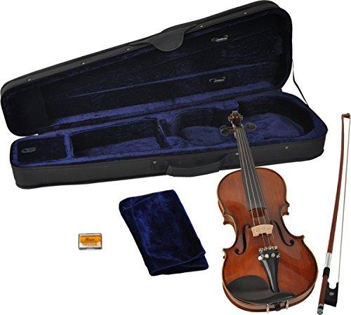 Steinbach Geige im SET Ebenholzgarnitur