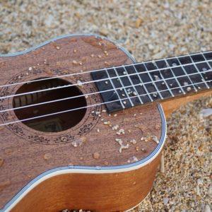 Hricane Tenor Ukulele UKS-3 Instrument