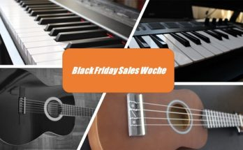 Black Friday Sales Woche