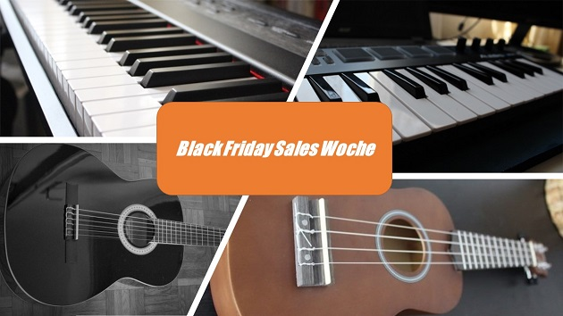 Black Friday Sales Woche