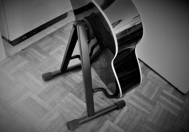 Gitarrenständer für Anfänger