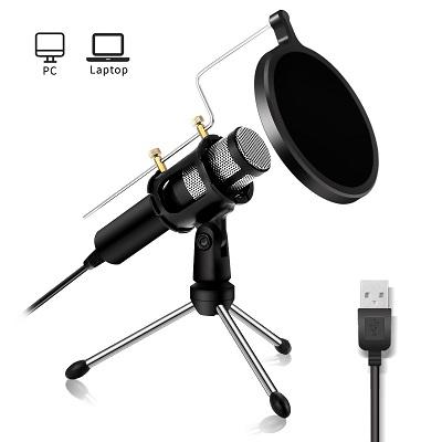 USB PC Mikrofon Kondensator Mikrofon