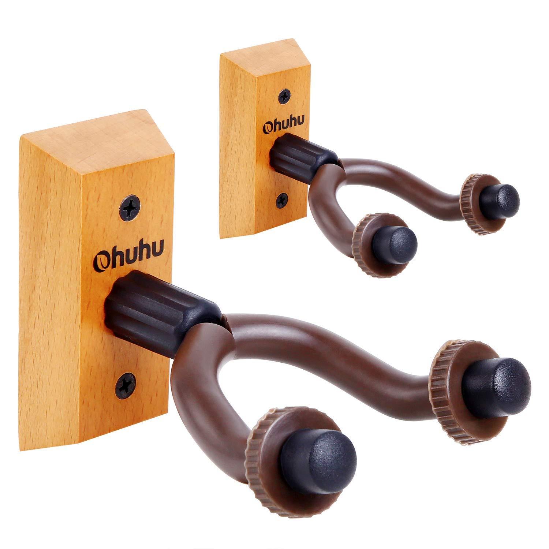 huhu® Gitarrenwandhalter