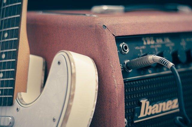 E-Gitarre Verstärker