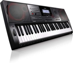 Casio CT-X5000 Top Keyboard