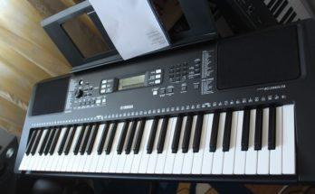 Einsteiger Keyboard Yamaha PSR-E363 für Beginner