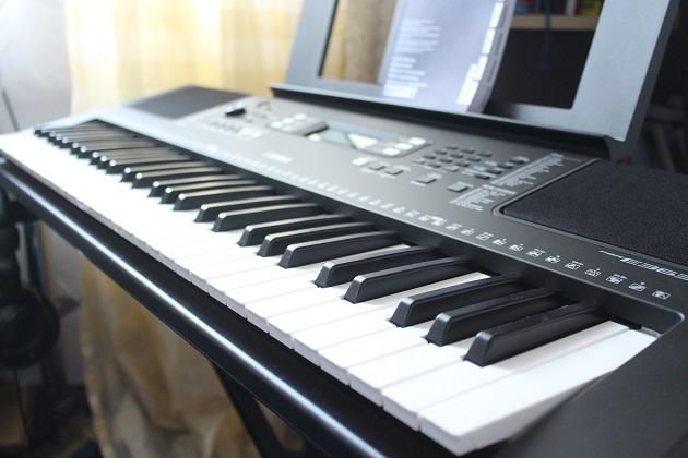 Yamaha Keyboard PSR-E363 im Test