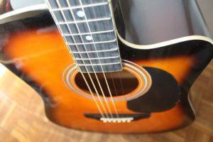 Westerngitarre für Anfänger