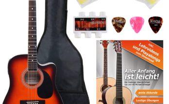 Classic Cantabile WS-10SB-CE Westerngitarre im Test