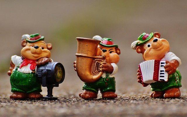 Contentbär Musik Band