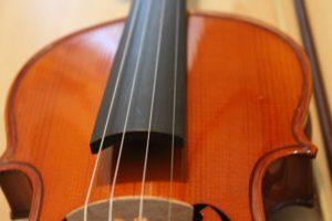 Saiten der Violine