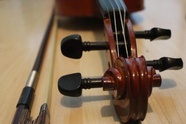 Stimmmechanik Geige